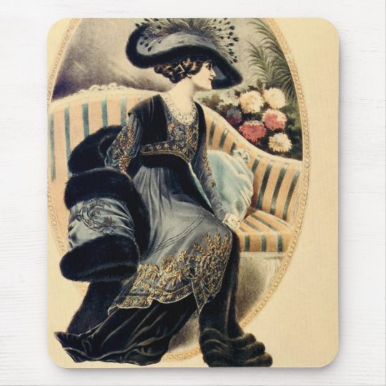 High Society Mouse Mat