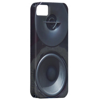 high speaker barely there iPhone 5 case