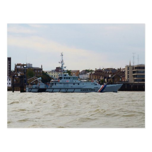 High Speed Patrol Boat Searcher Post Cards