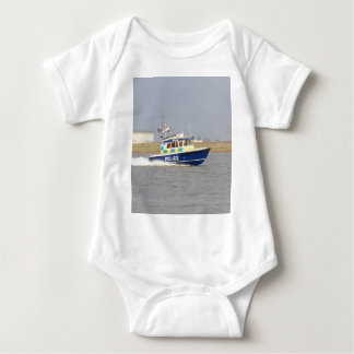 High Speed Police Boat Tees