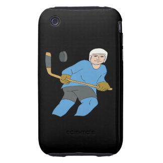 High Sticking Tough iPhone 3 Case