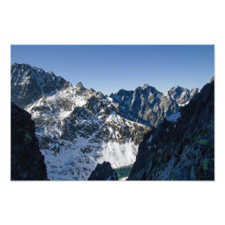 High Tatra mountains, Slovakia Photo Print