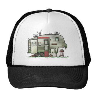 High Tech 5th Wheel Camper Hat Trucker Hats