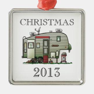 High Tech 5th Wheel Christmas Tree Ornament