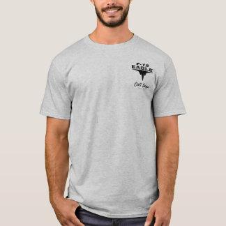 High Tech Eagle - Light colored T-Shirt