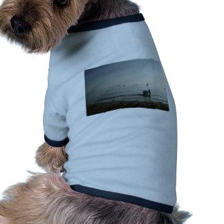 High tide early dawn dog tshirt