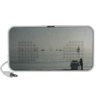 High tide early dawn portable speakers