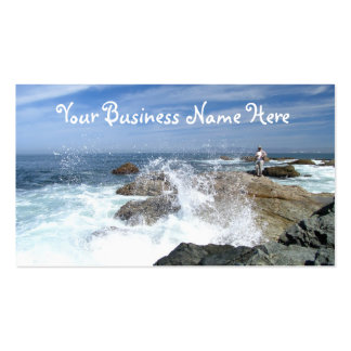 High Tide Fishing Pack Of Standard Business Cards