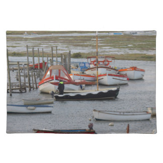 High tide, Morston, Norfolk Placemat