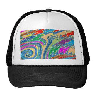 High Tide on Sea make beautiful waves funny gift Trucker Hats
