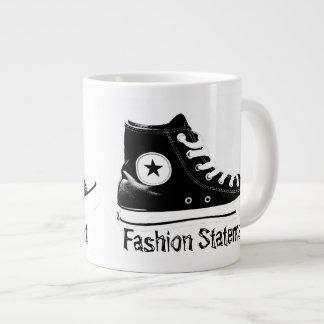 High Top Fashion Statement Jumbo Mug