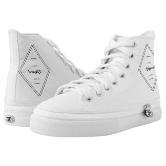 High top shoes from CJapparel