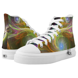 high tops 51 printed shoes