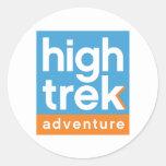 High Trek Adventure Logo Sticker