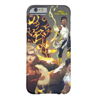 High Voltage Heroes iPhone 6/6s Case Barely There iPhone 6 Case