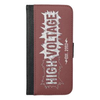 High Voltage Mobile Wallet Case