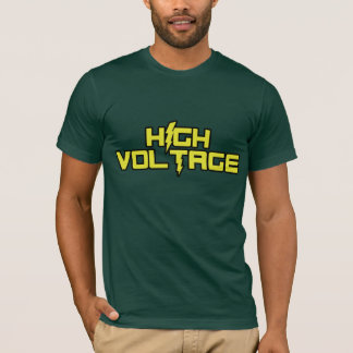 High Voltage T-Shirt (Forest Green)