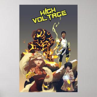 High Voltage: Team Poster