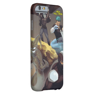 High Voltage Villains iPhone 6/6s Case Barely There iPhone 6 Case