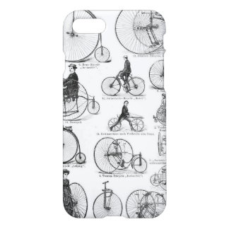 High Wheeler Victorian Penny Farthing Cycle Biking iPhone 7 Case