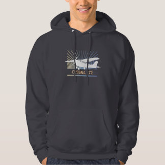 High Wing Aircraft Hoodie