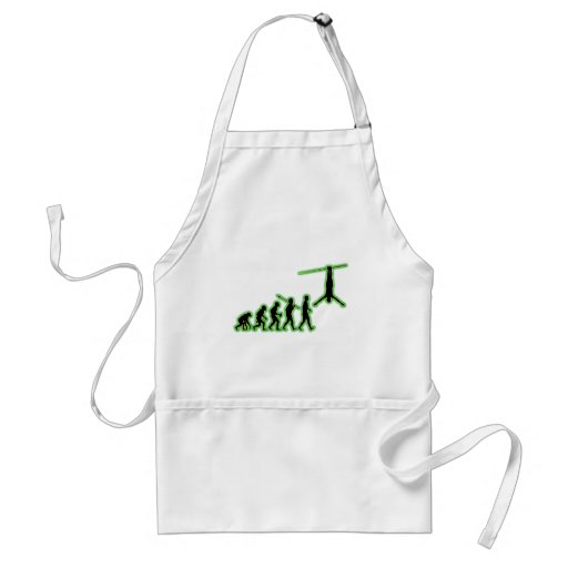 High Wire Hanging Apron
