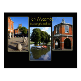 High Wycombe Postcard