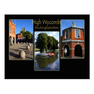 High Wycombe Postcard