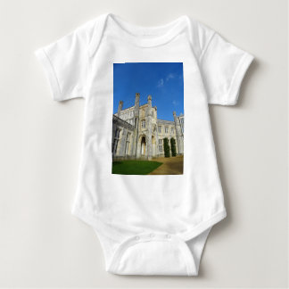 Highcliffe Castle, Dorset Baby Bodysuit