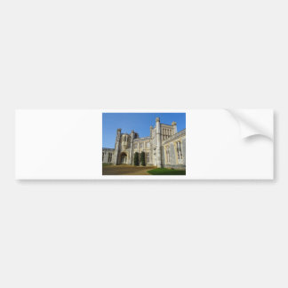 Highcliffe Castle, Dorset Bumper Sticker