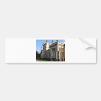 Highcliffe Castle, Dorset Bumper Sticker