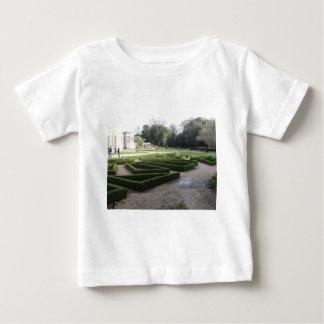 Highcliffe Castle Gardens, Dorset. Baby T-Shirt