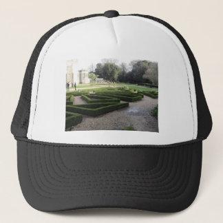 Highcliffe Castle Gardens, Dorset. Trucker Hat