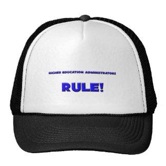 Higher Education Administrators Rule! Trucker Hats