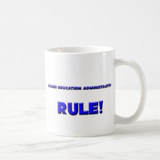Higher Education Administrators Rule! Mug