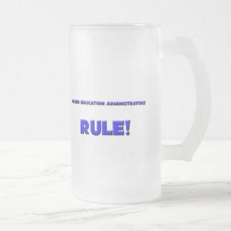 Higher Education Administrators Rule! Coffee Mugs
