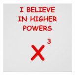 higher power posters