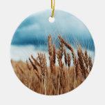 Highfill's Wheat Ornament