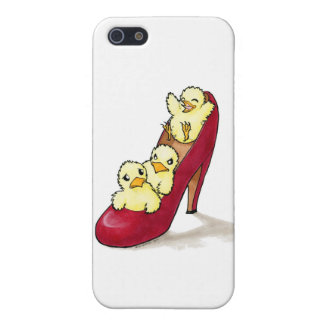 Highheel Chicks iPhone 5/5S Cover