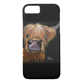 Highland Cow 'Henry' Iphone 7 Cases