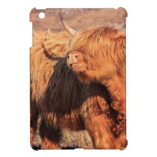 Highland Cow Ipad Mini Case