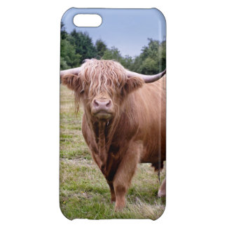 Highland Cow iPhone 5 Savvy Case iPhone 5C Case