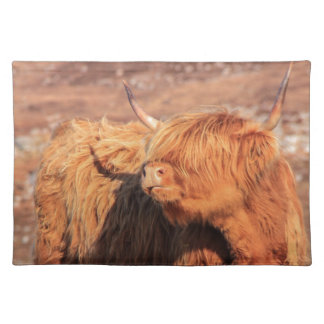 Highland Cow Placemats