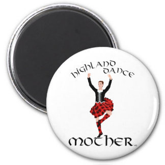 Highland Dance Mother Magnet