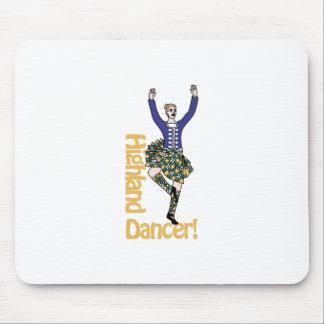 Highland Dancer1 Mouse Pad