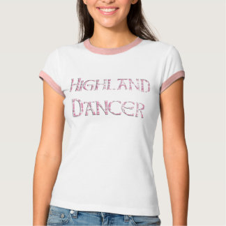 """Highland Dancer"" / iFling Highland Dance T-Shirt"