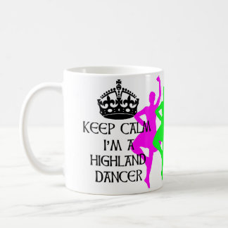 Highland Dancer Mug