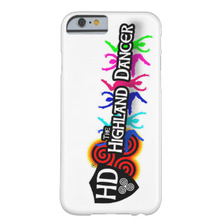 Highland Dancer phone cover