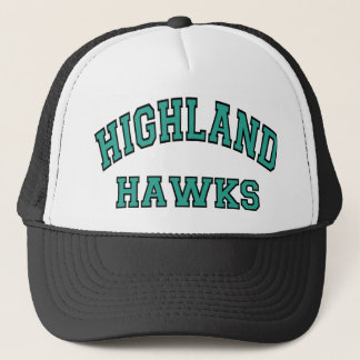 Highland Hawks Trucker Hat