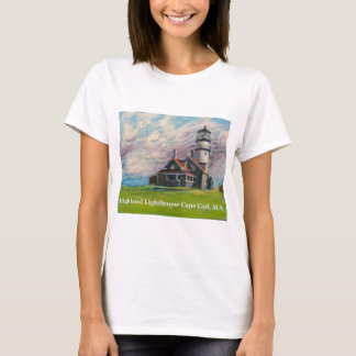 Highland Lighthouse Cape Cod, MA T-Shirt